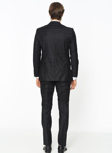 Daffari Takım Elbise Siyah